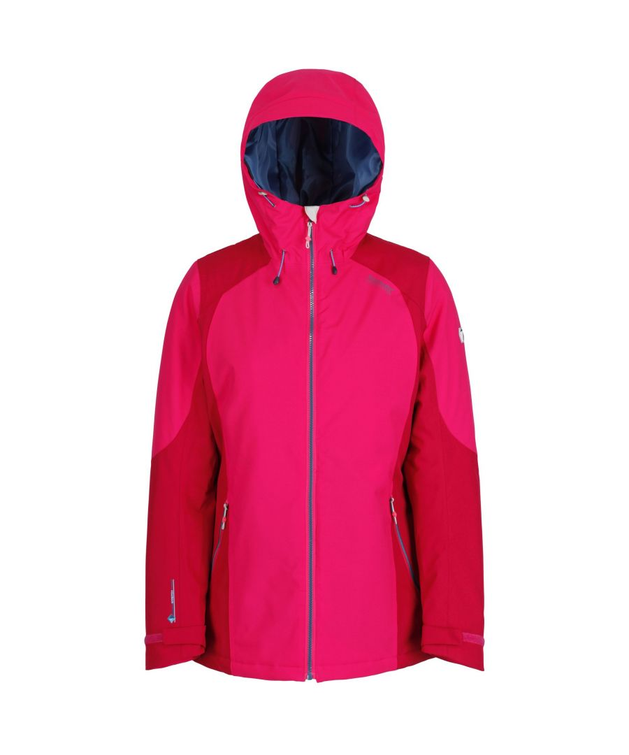 Image for Regatta Womens/Ladies Waterproof Insulated Jacket