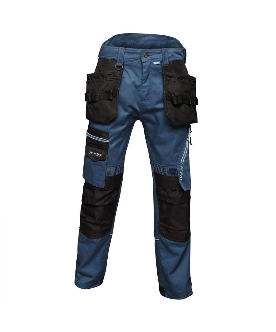 Image for Regatta Mens Execute Holster Premium Work Trousers
