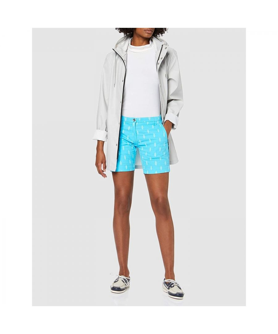 Image for Regatta Womens/Ladies Solita Multi Pocket Active Shorts