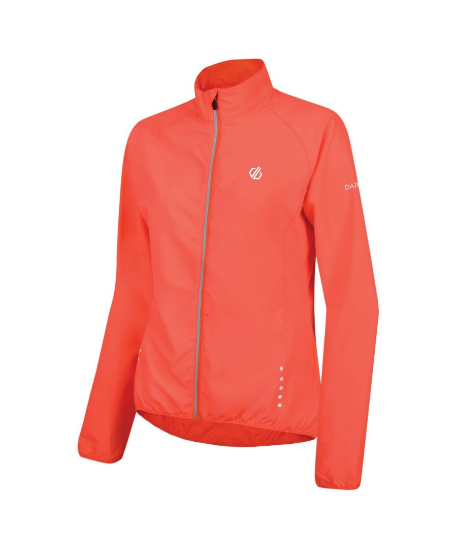 Image for Dare 2B Womens/Ladies Exhultance Reflecive Windshell Jacket