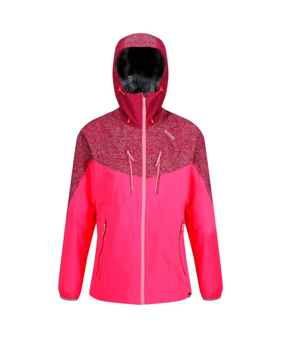 Image for Regatta Womens/Ladies Montegra II Waterproof Coat