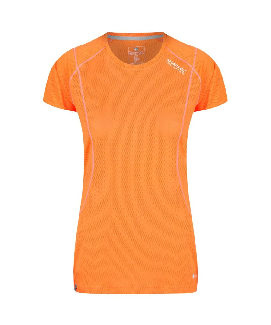 Image for Regatta Womens/Ladies Virda III Active Sports T-Shirt