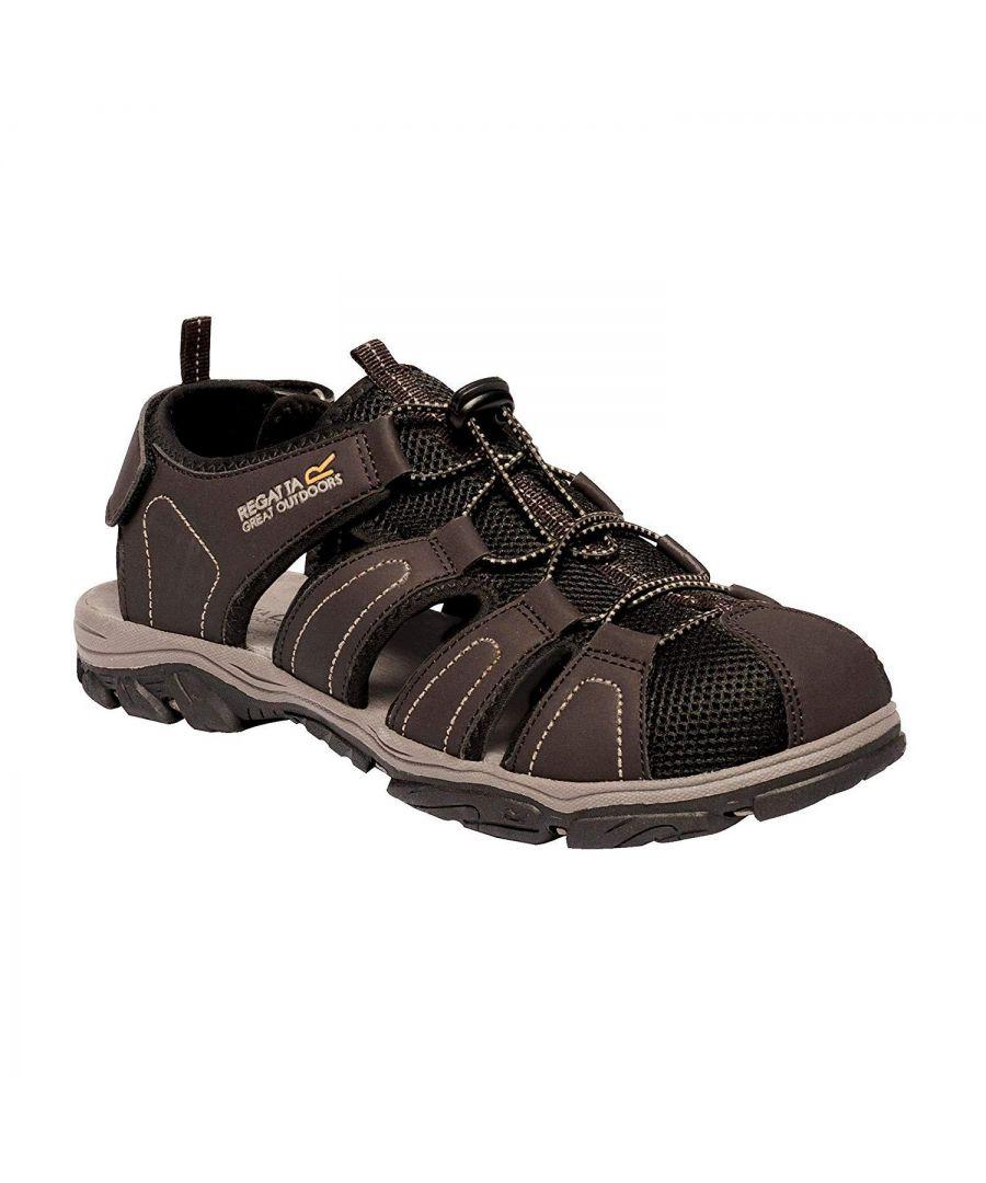 Image for Regatta Mens Westshore II Closed Toe Sandals