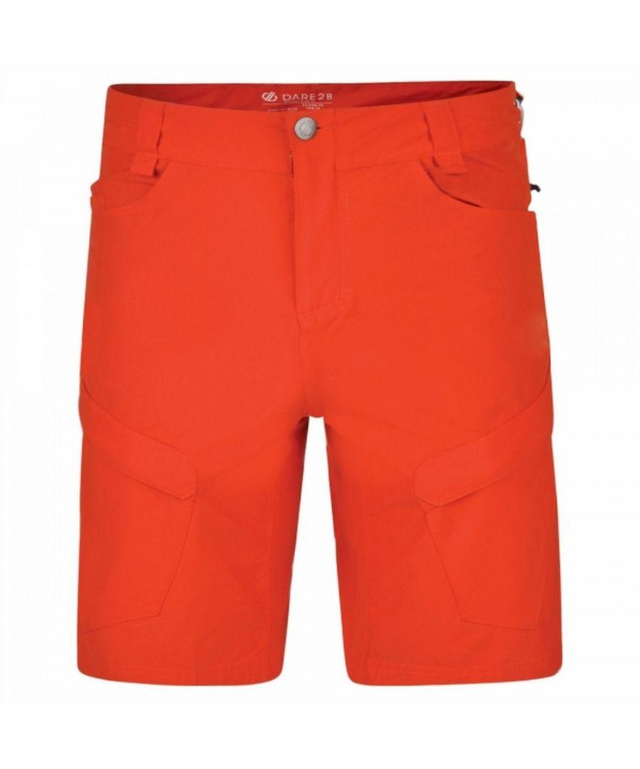 Image for Dare 2B Mens Tuned In II Multi Pocket Walking Shorts