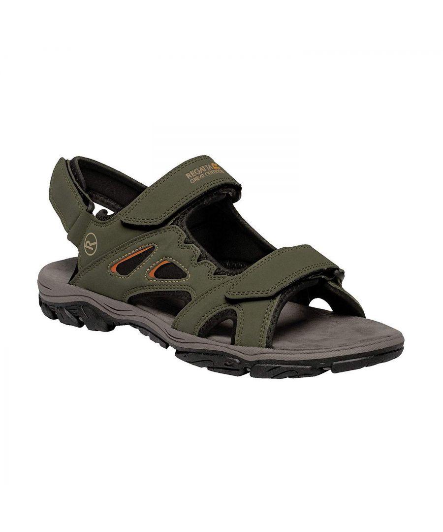 Image for Regatta Mens Holcombe Vent Sandals