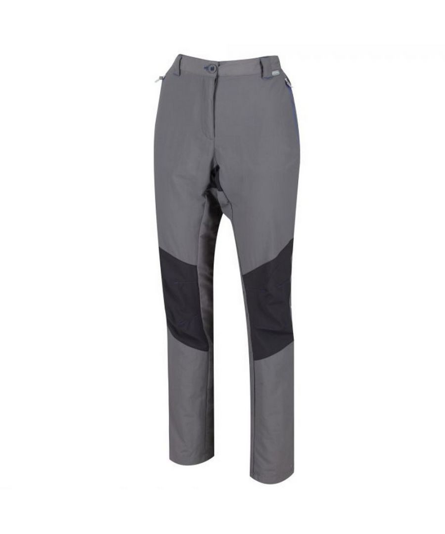 Image for Regatta Womens/Ladies Sungari II Lightweight Stretch Walking Trousers