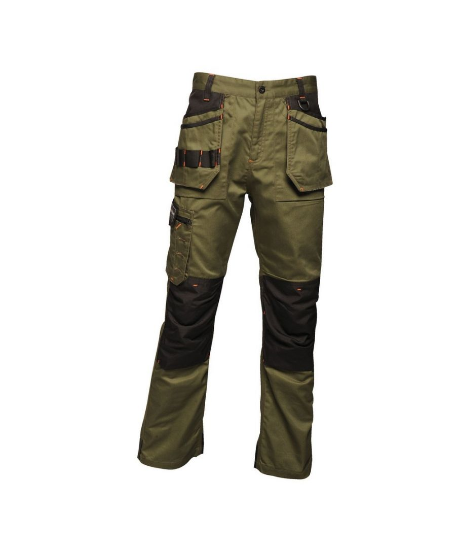 Image for Regatta Mens Incursion Work Trousers