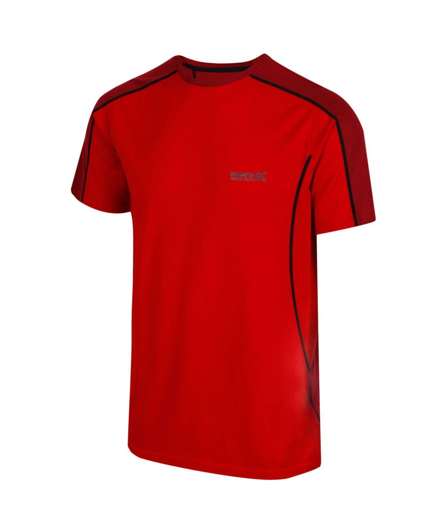 Image for Regatta Mens Tornell Super Soft Merino Wool T-Shirt