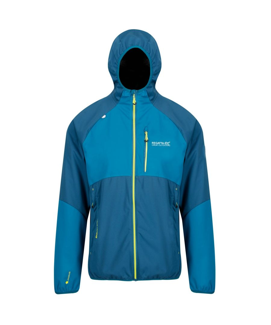 Image for Regatta Mens Tarvos II Hooded Softshell Jacket