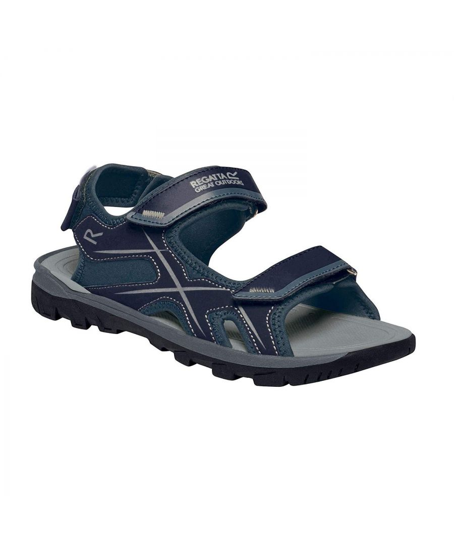 Image for Regatta Mens Kota Drift Open Toe Sandals