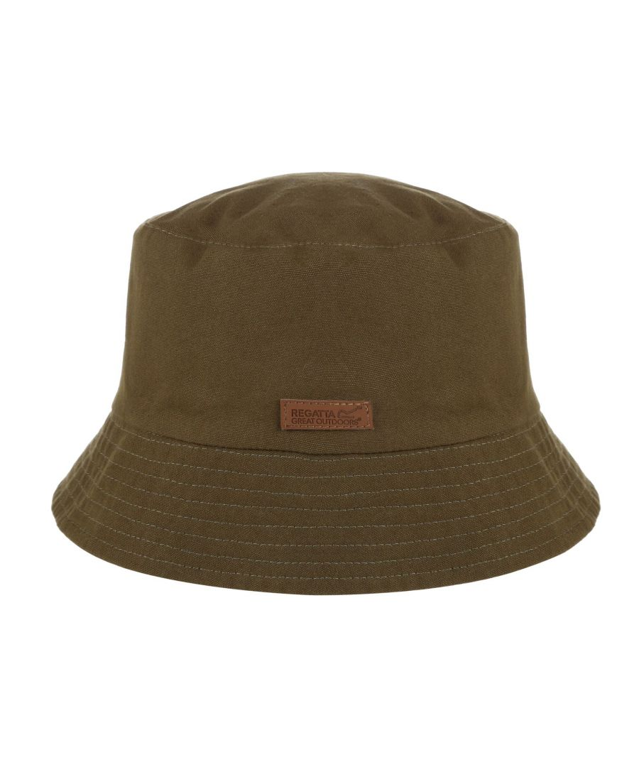 Image for Regatta Mens Camdyn Reversible Bucket Hat