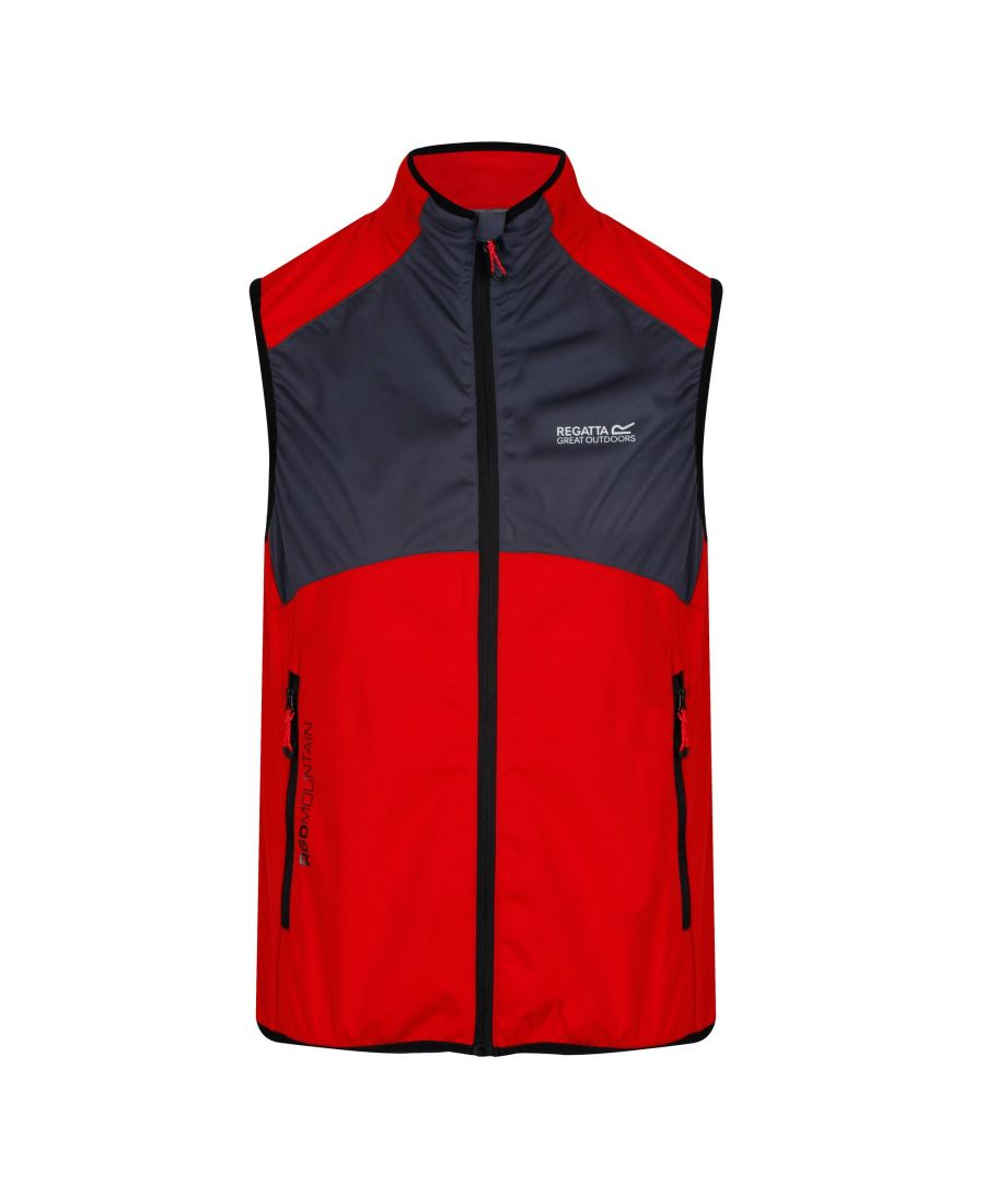 Image for Regatta Mens Lankin II Lightweight Softshell Gilet/Bodywarmer