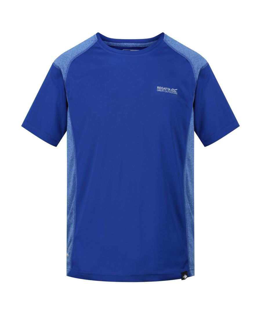 Image for Regatta Mens Hyper-Reflective II Quick Dry T-Shirt