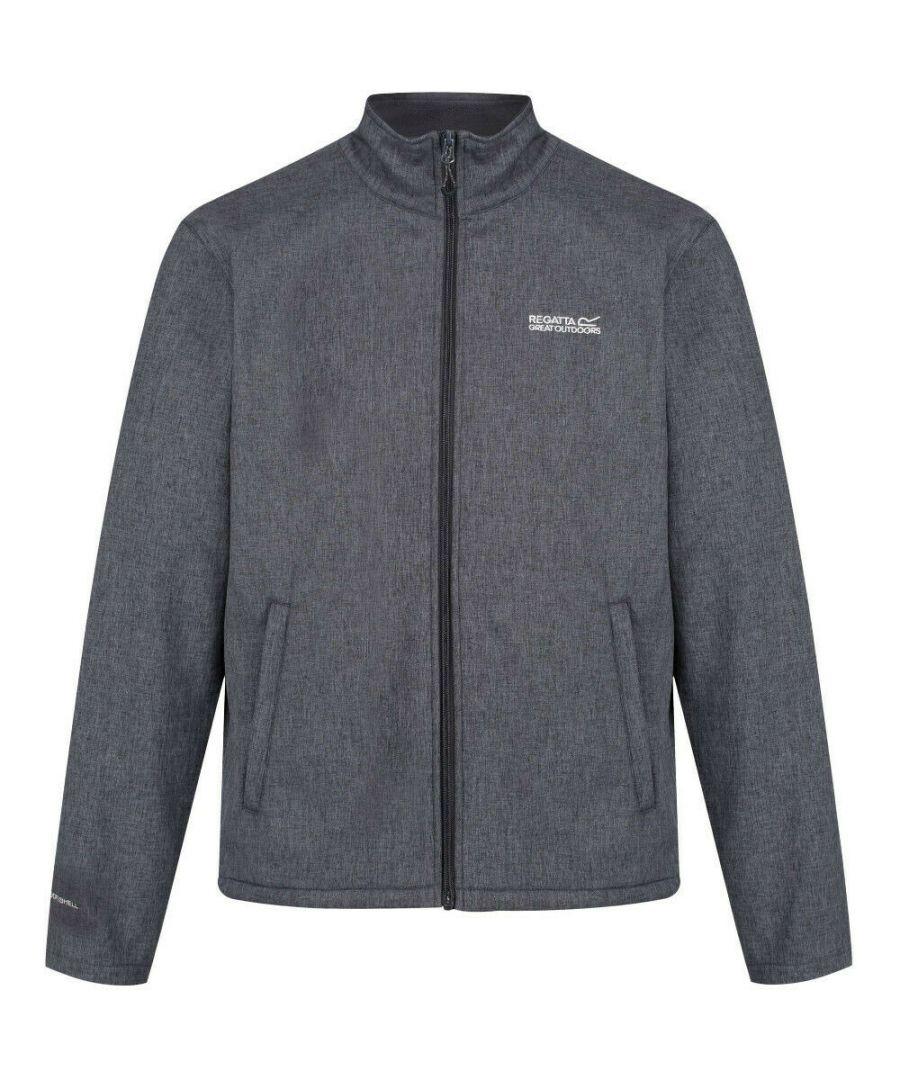 Image for Regatta Mens Carby Softshell Jacket