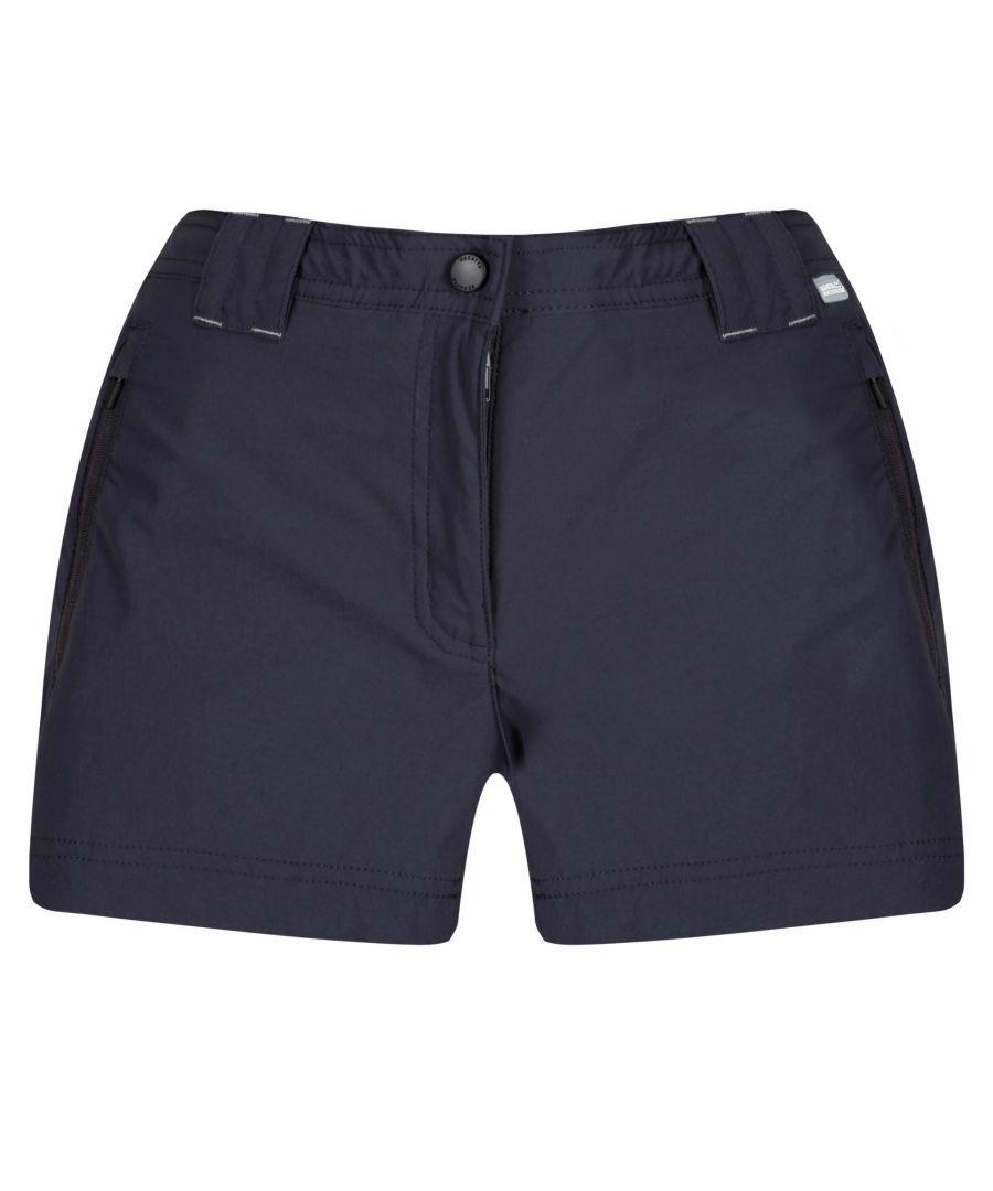 Image for Regatta Womens/Ladies Highton Walking Shorts