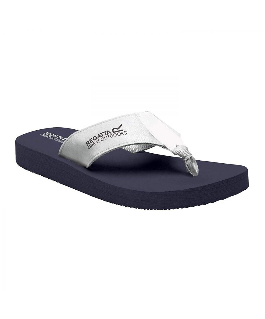 Image for Regatta Womens/Ladies Catarina Flip Flops