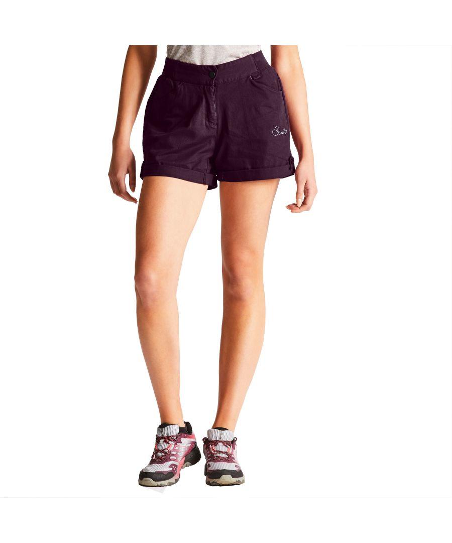 Image for Dare2b Womens/Ladies Melodic II Multi Pocket Walking Shorts