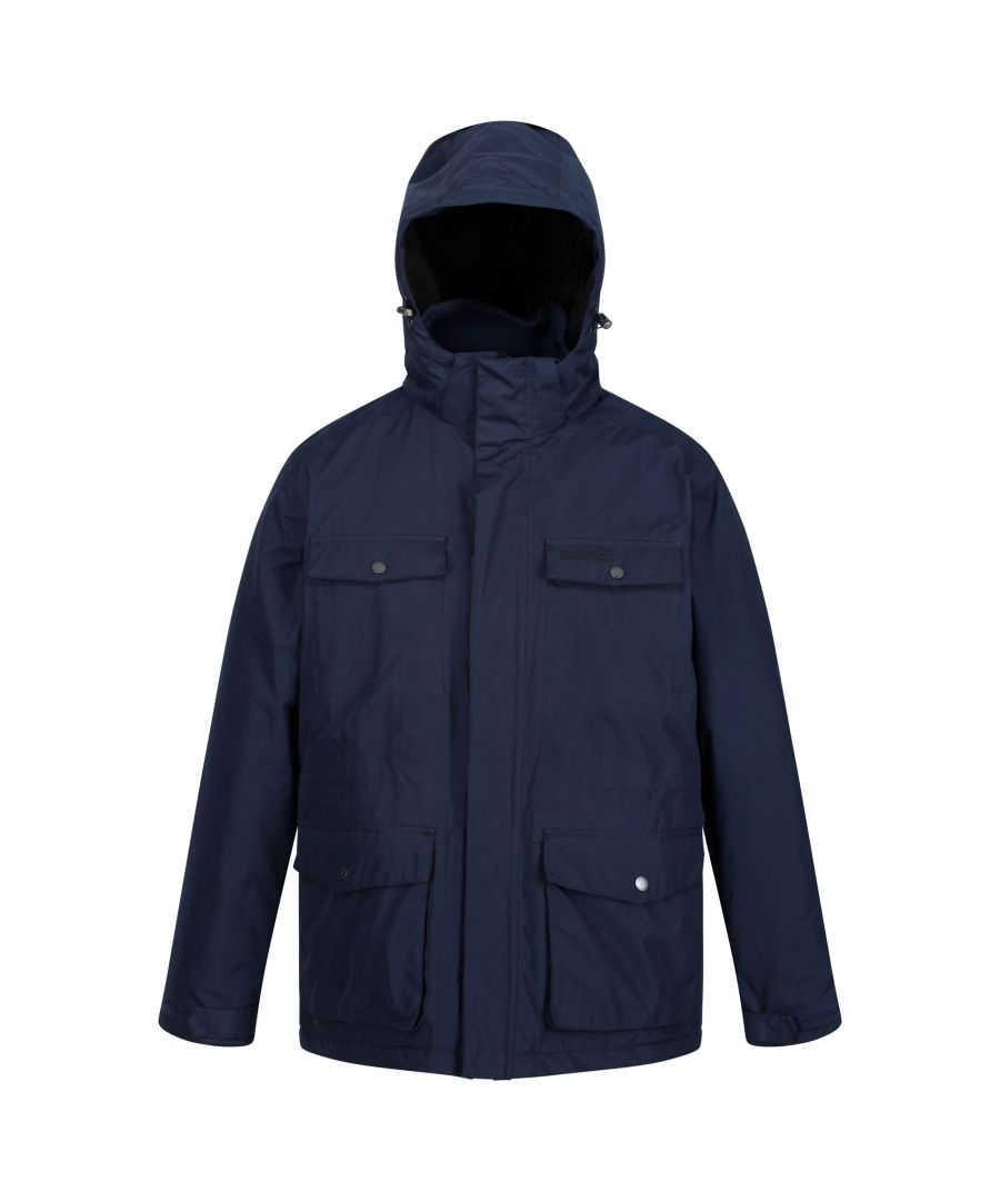Image for Regatta Mens Phyllon Waterproof Jacket