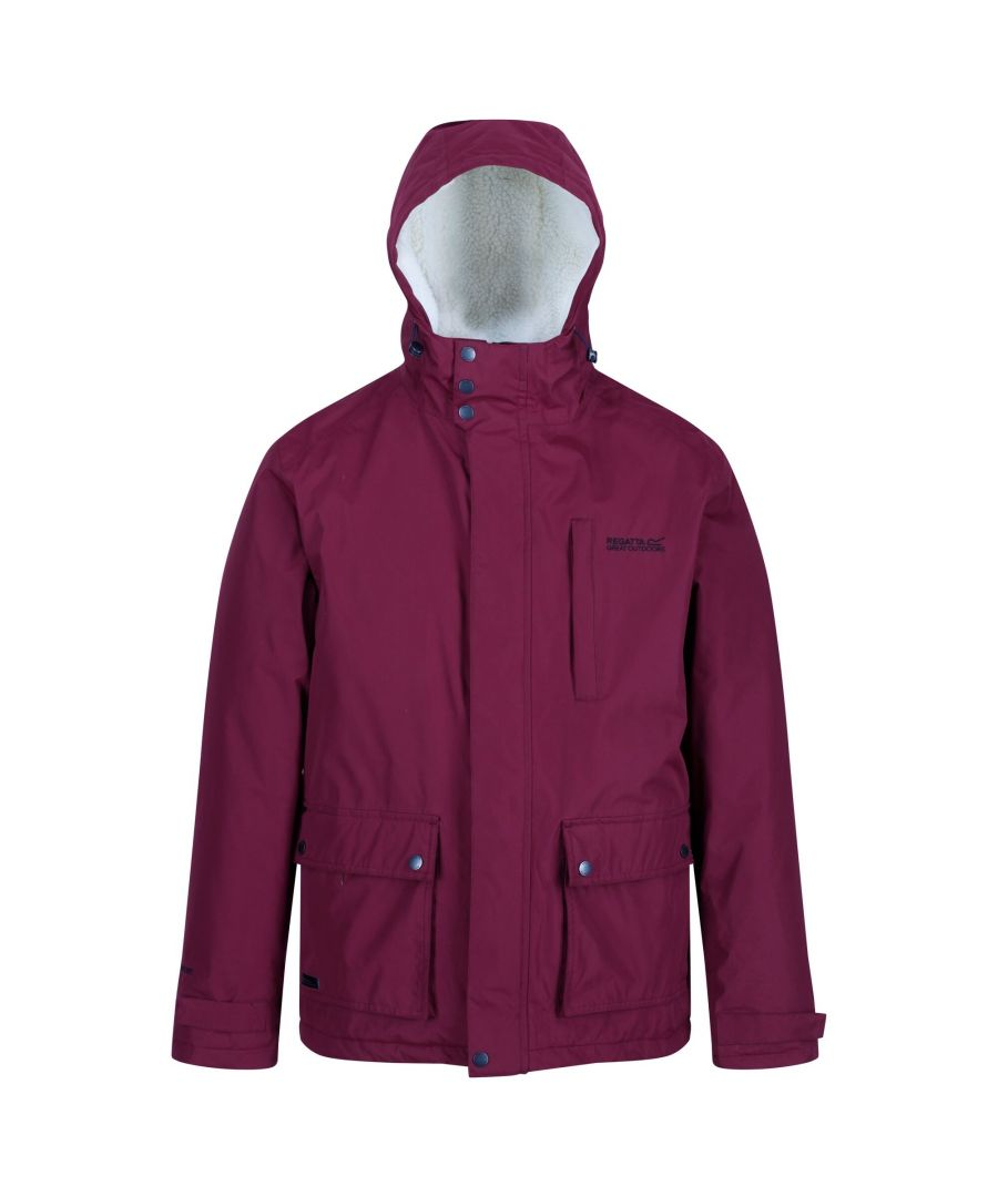 Image for Regatta Mens Sterling Insulated Jacket
