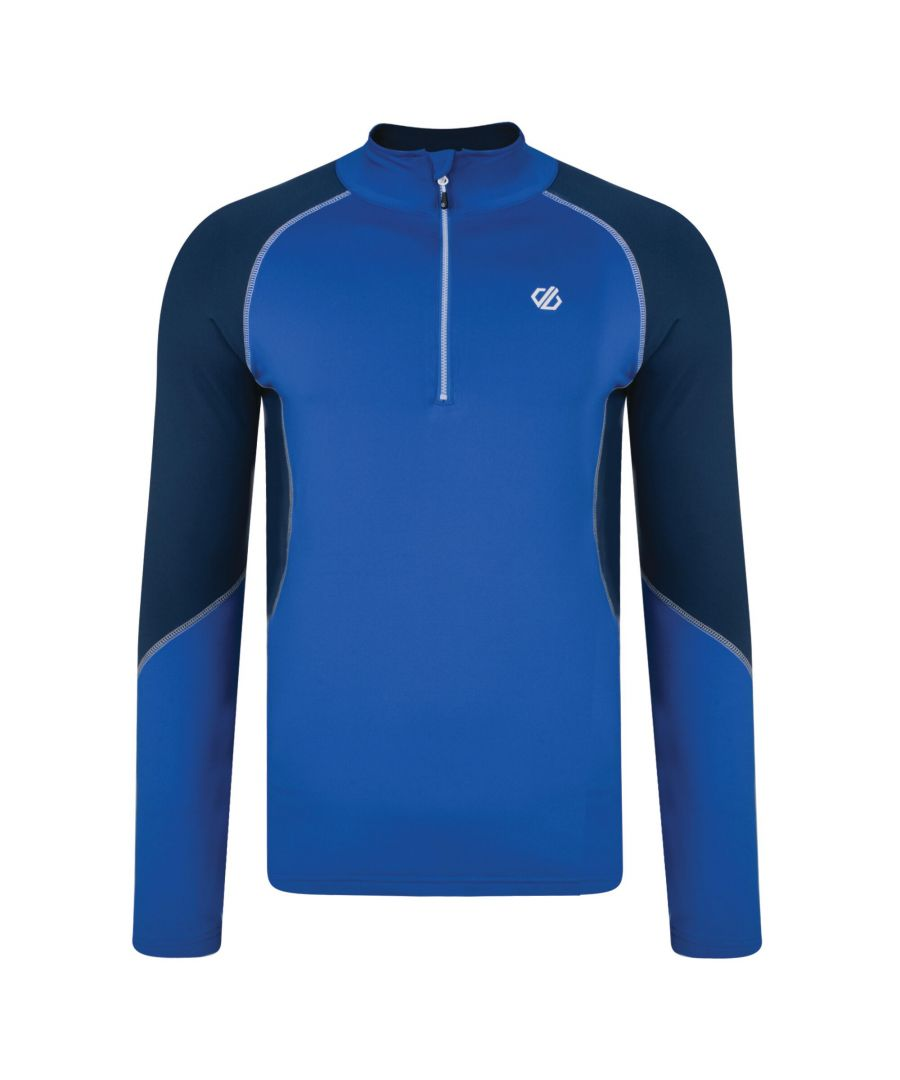 Image for Dare 2B Mens Interfused Half Zip Core Midlayer