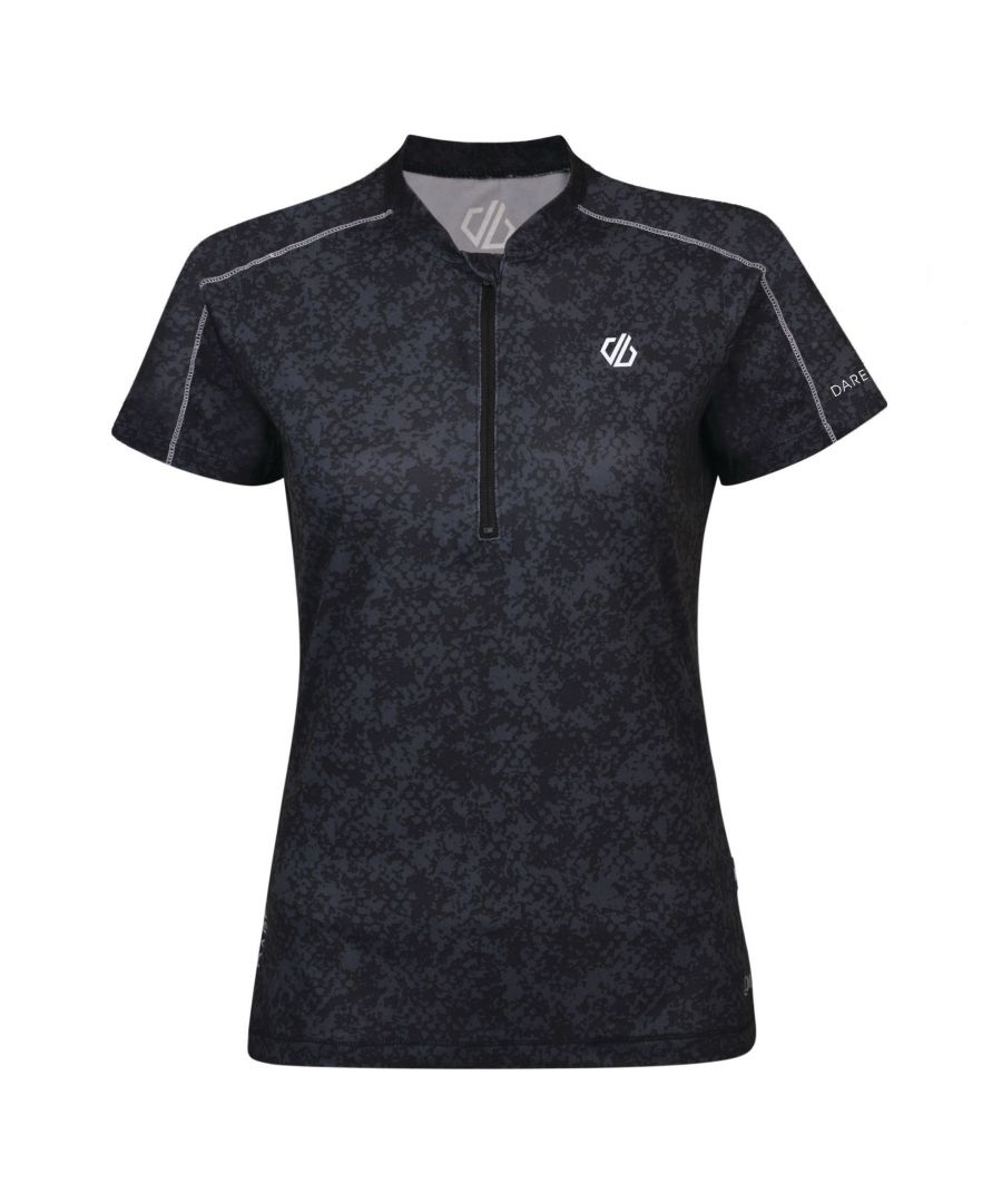 Image for Dare 2B Womens/Ladies Theory Cycling Jersey