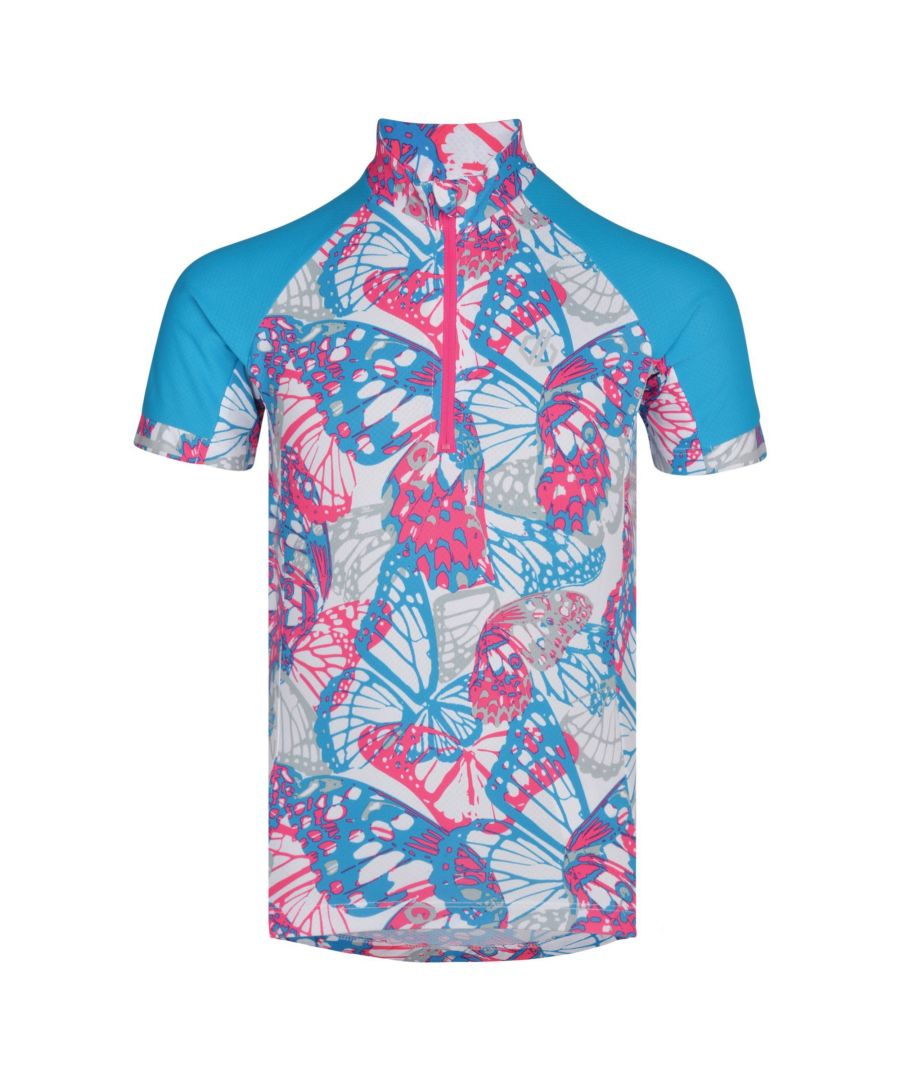 Image for Dare 2B Childrens/Kids Sociate Cycle Jersey