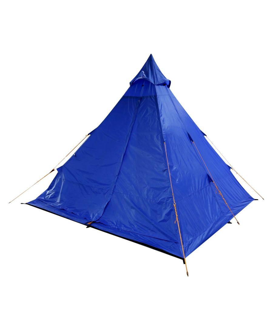 Image for Regatta ZeeFest 4 Man Tipi Tent