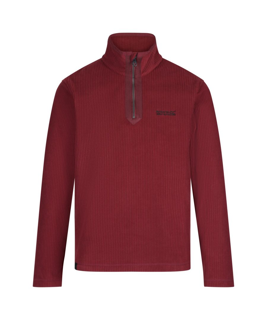 Image for Regatta Mens Elgrid Half Zip Fleece