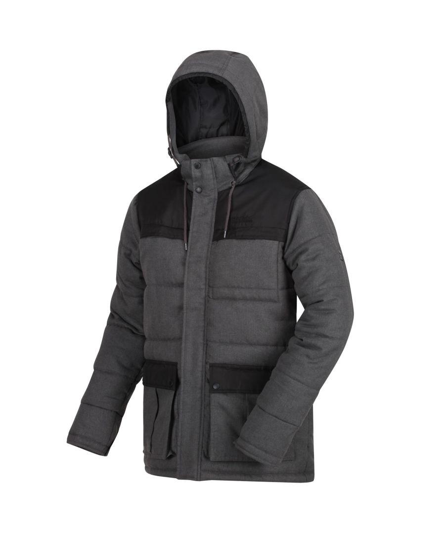 Image for Regatta Mens Arnau Insulated Jacket
