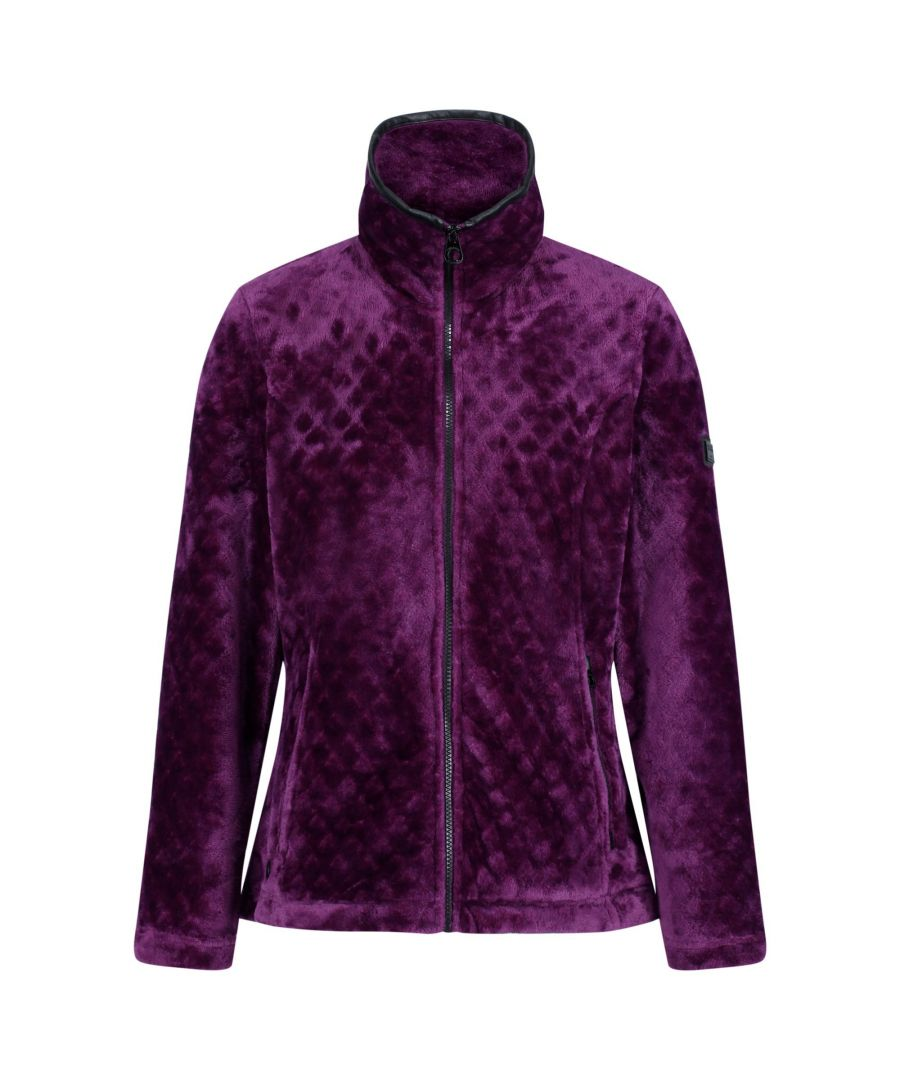 Image for Regatta Womens/Ladies Halona Velour Fleece