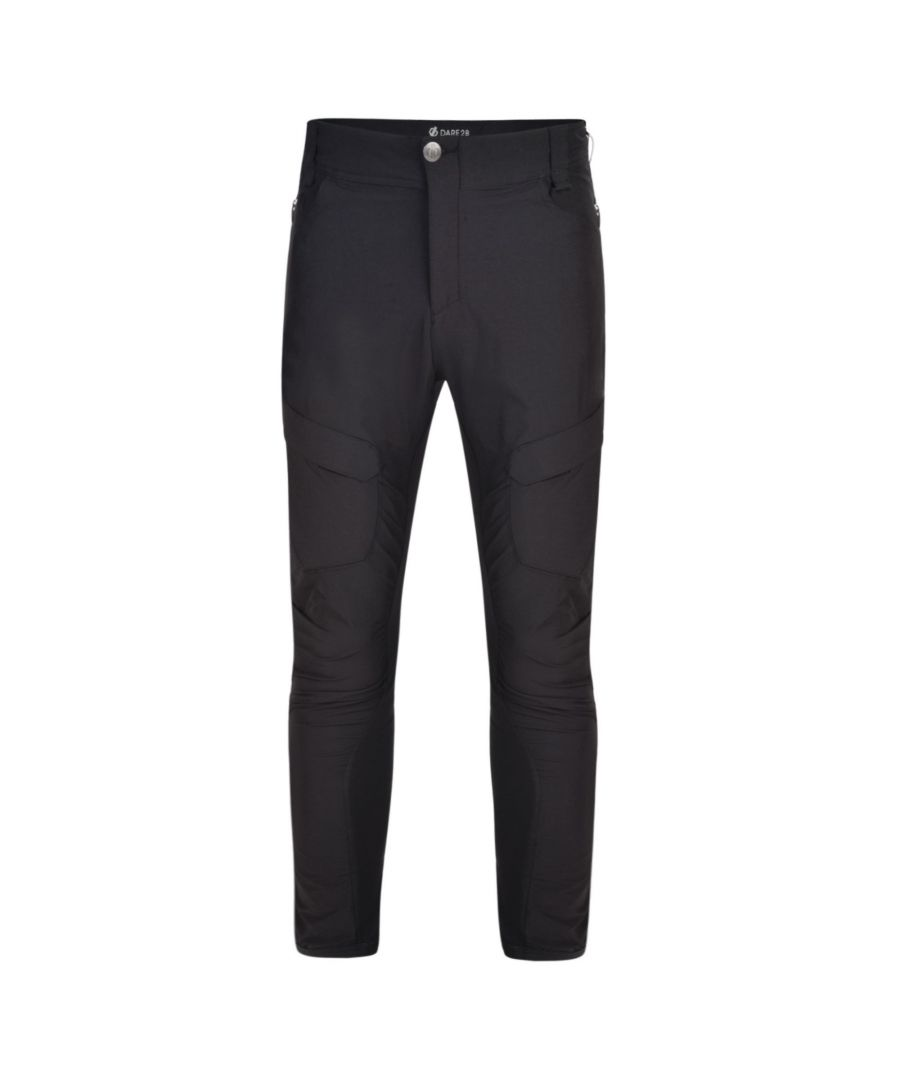 Image for Dare 2b Mens Tuned In II Multi Pocket Walking Trousers