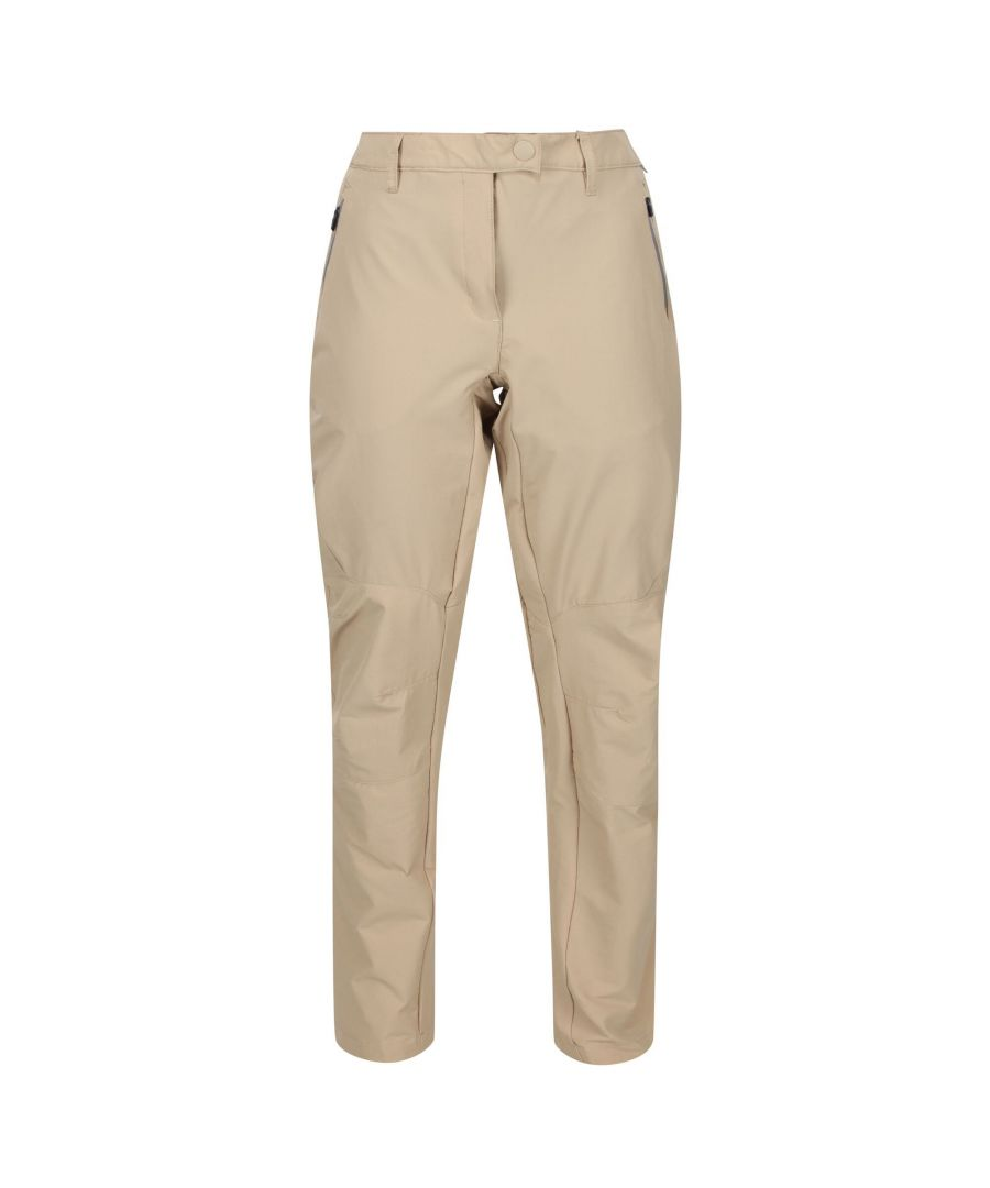Image for Regatta Womens/Ladies Highton Walking Trousers