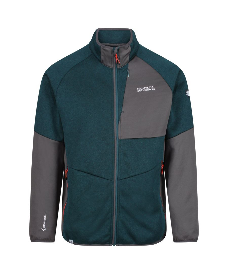 Image for Regatta Mens Foley Softshell Jacket