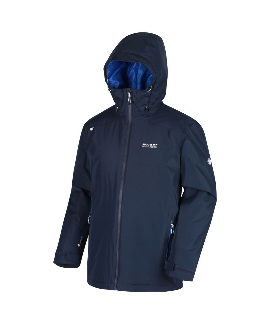 Image for Regatta Mens Thornridge II Insulated Jacket