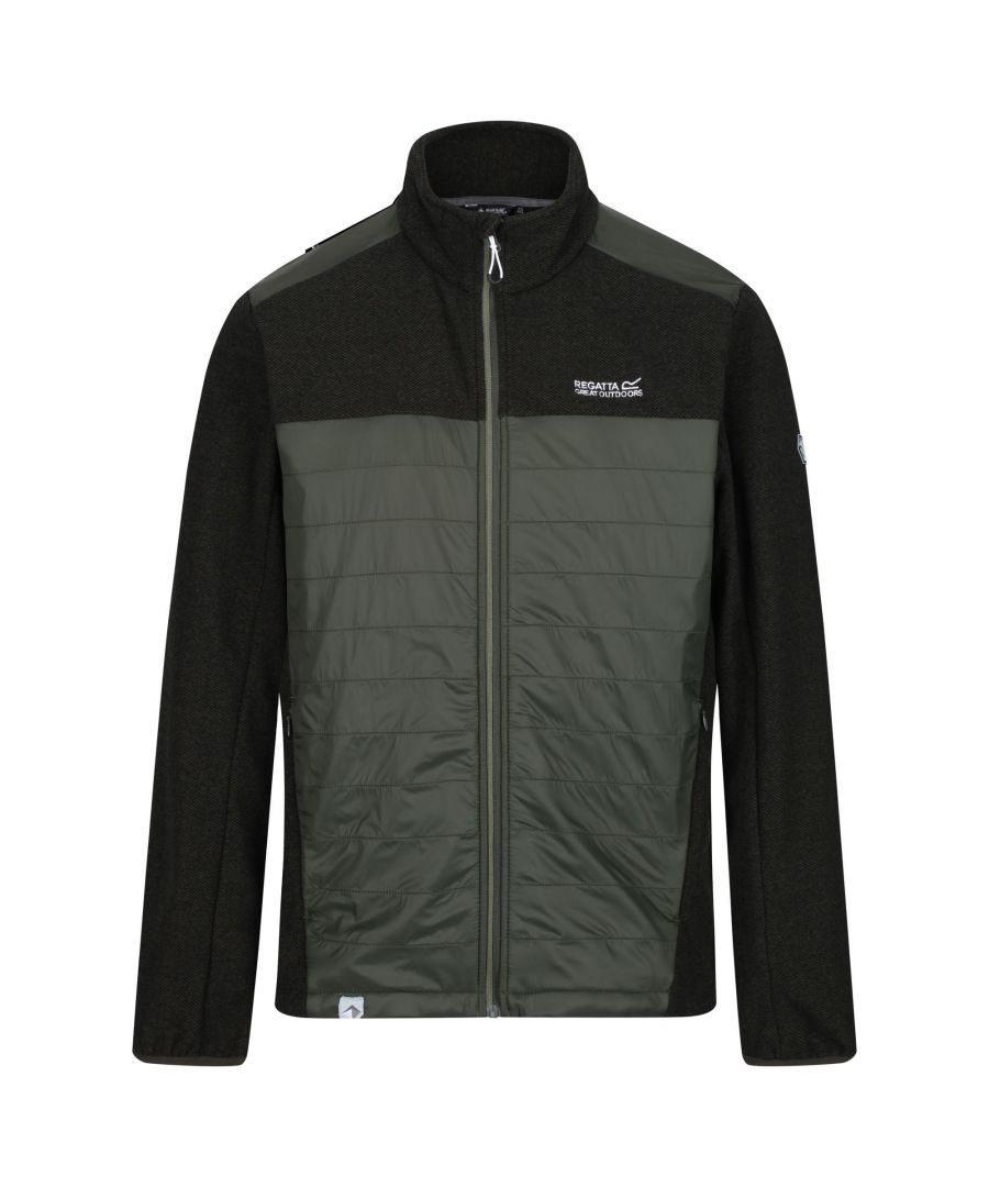 Image for Regatta Mens Colbeck Insulated Fleece