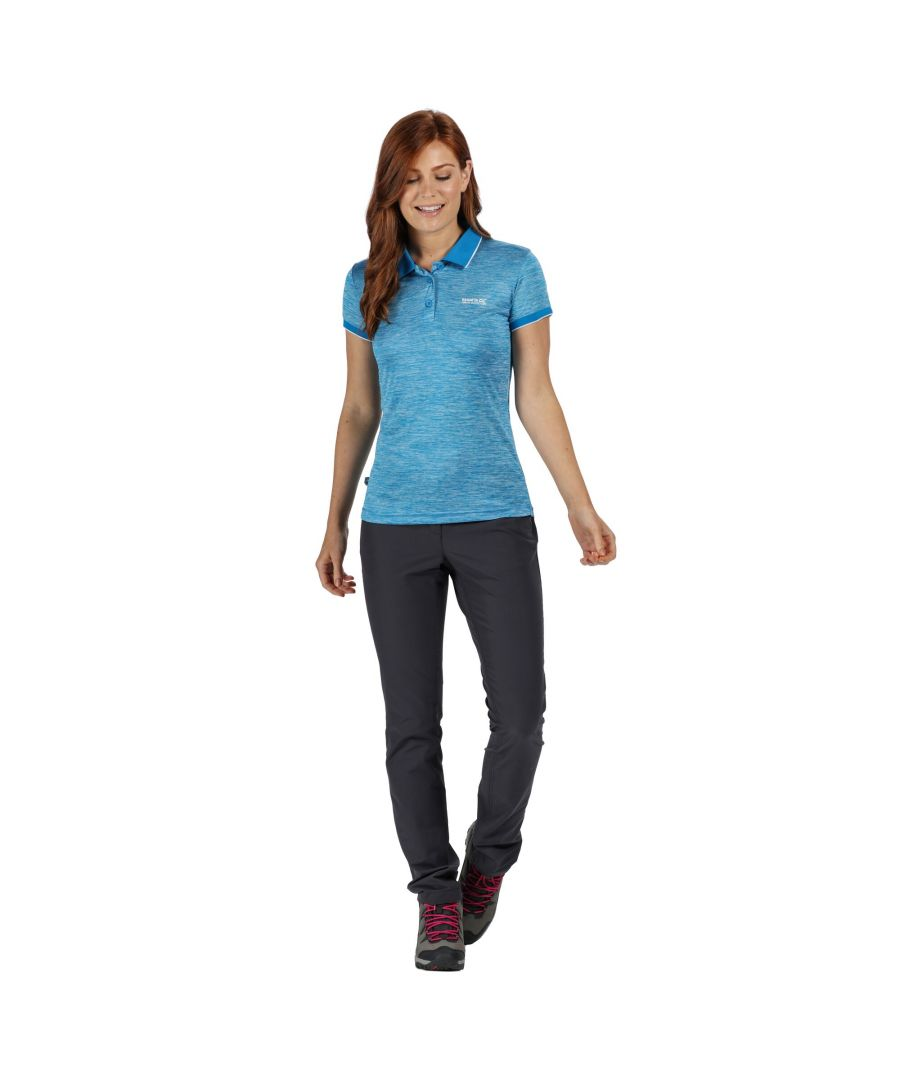 Image for Regatta Womens/Ladies Remex II Polo Neck T-Shirt