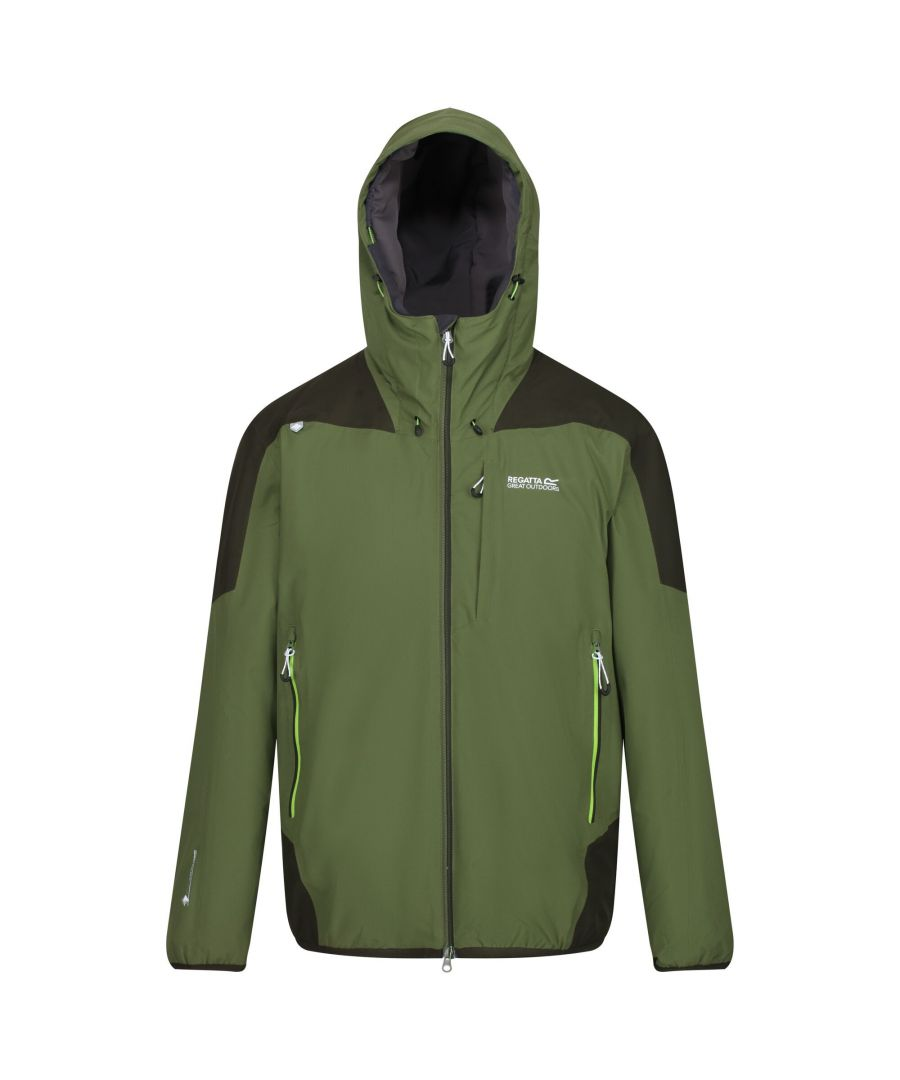 Image for Regatta Mens Langa Insulated Jacket