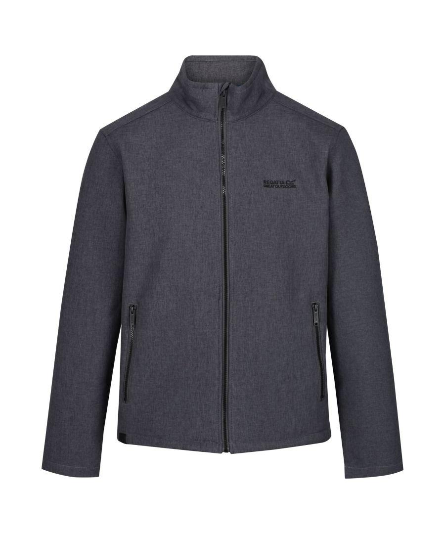 Image for Regatta Mens Cronan Softshell Jacket