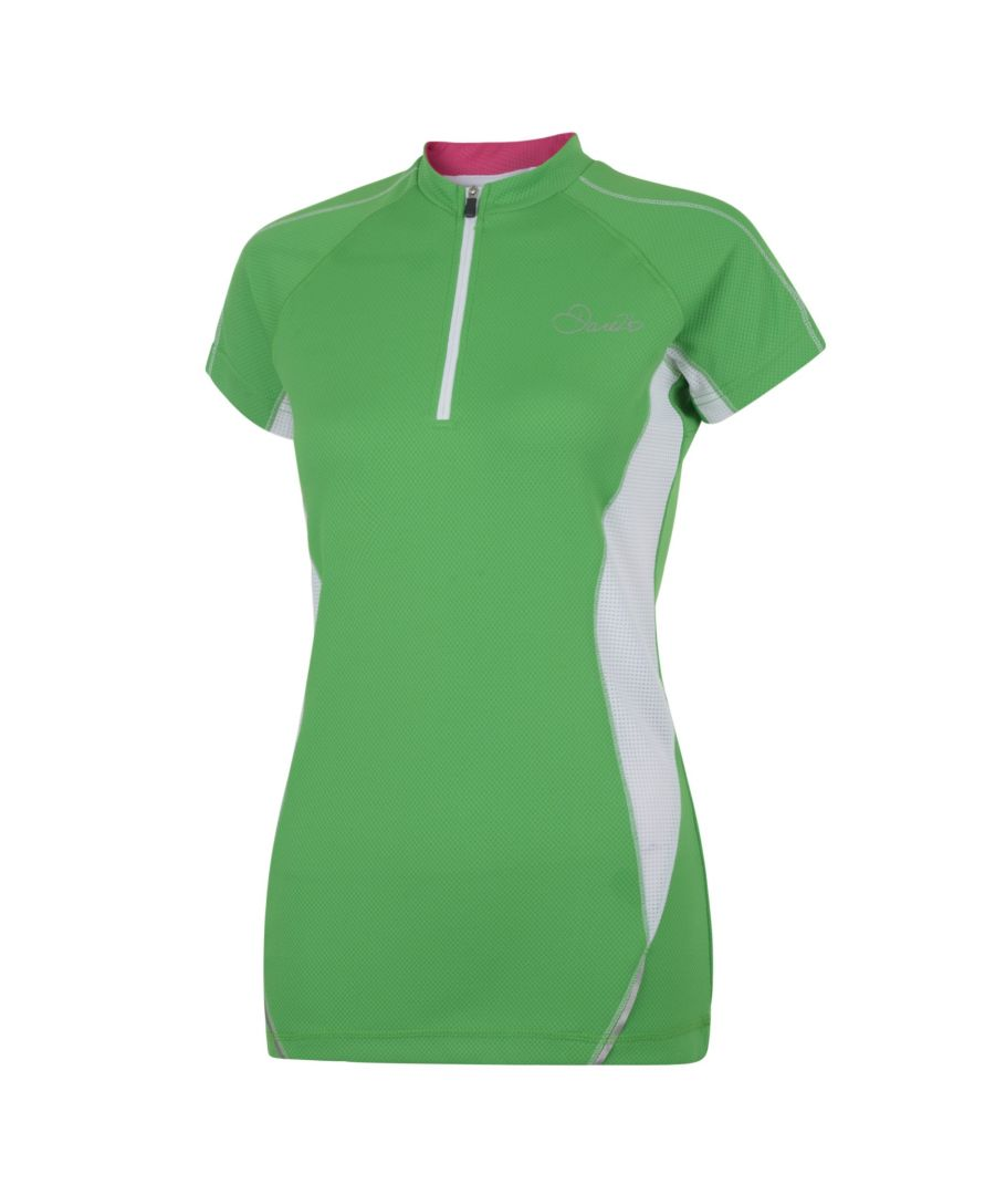 Image for Dare 2B Womens/Ladies Revel Short Sleeve Active Jersey Top