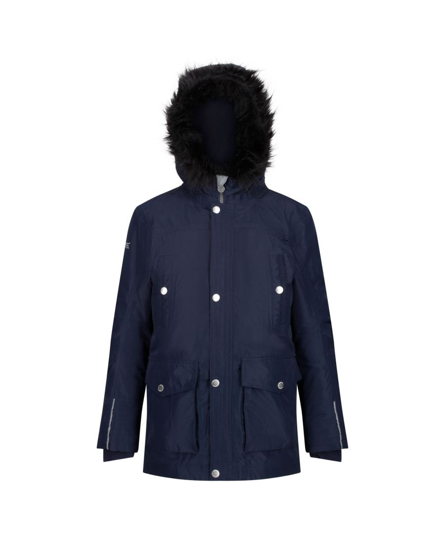 Image for Regatta Childrens/Kids Proktor Waterproof Parka Jacket