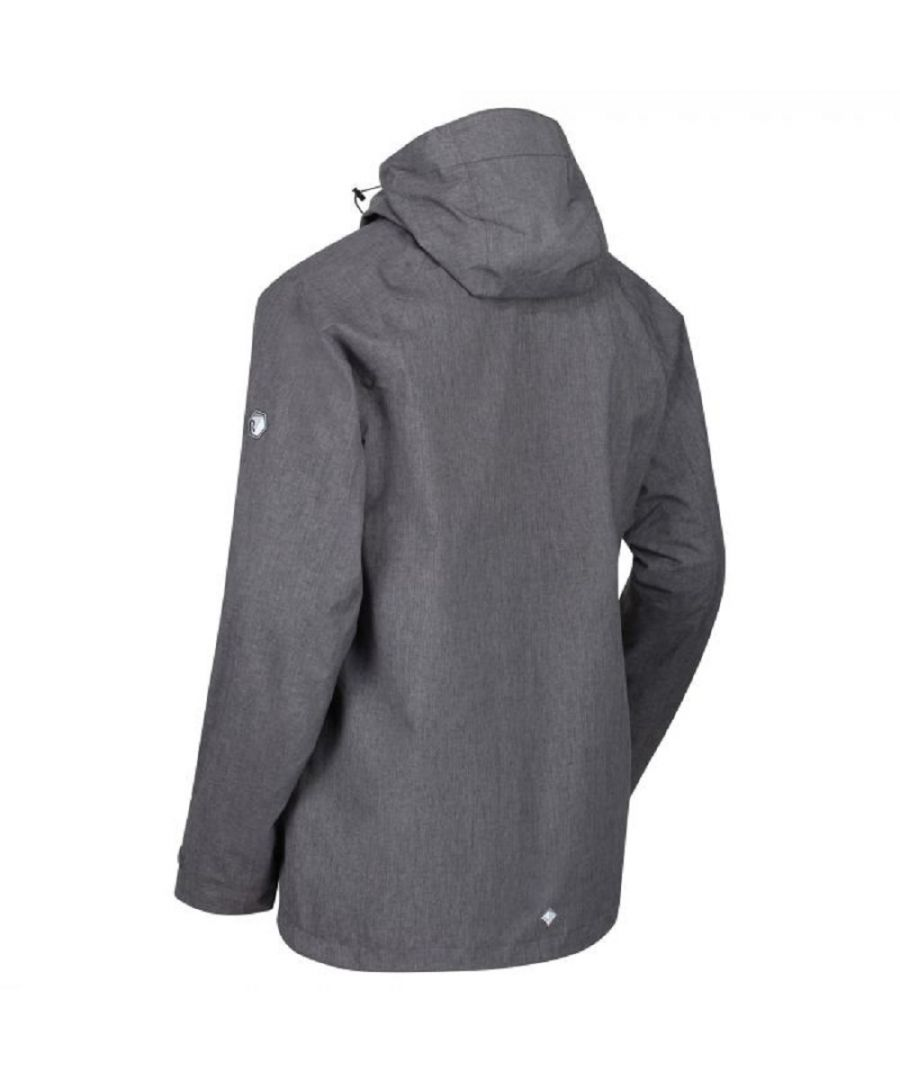 Image for Regatta Mens Glynder V Waterproof 3in1 Jacket