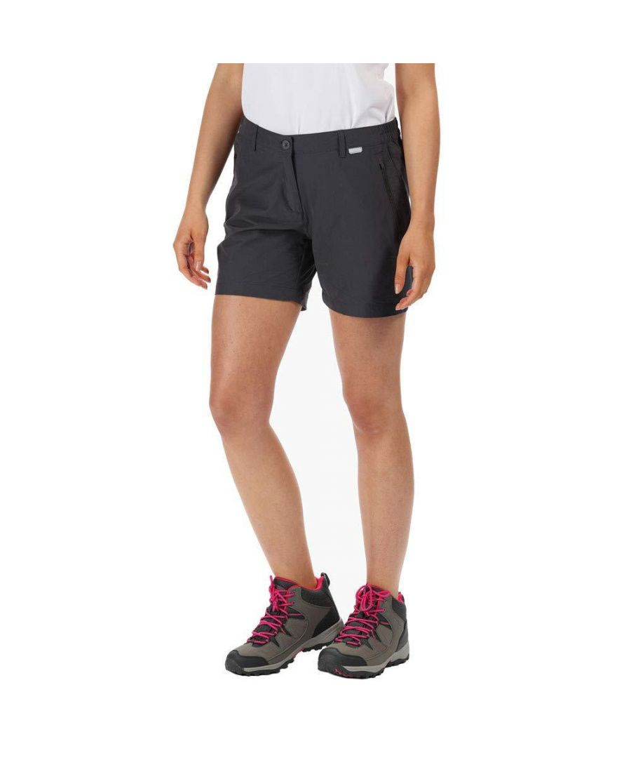Image for Regatta Womens/Ladies Highton Mid Walking Shorts
