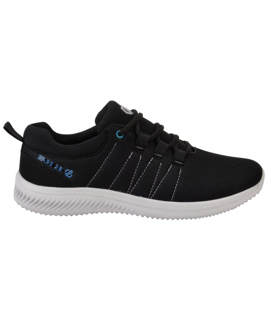 Image for Dare 2B Mens Sprint Trainers (Black)