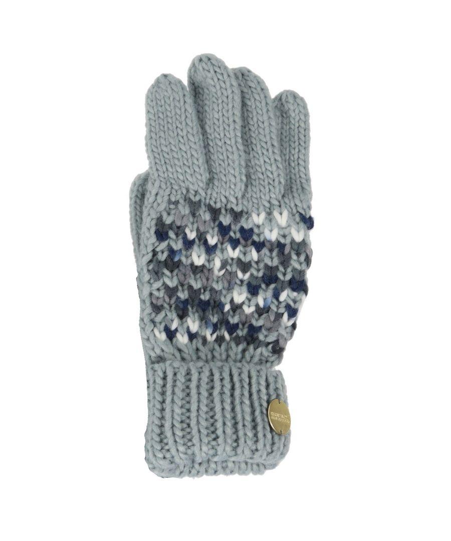 Image for Regatta Womens/Ladies Frosty III Gloves
