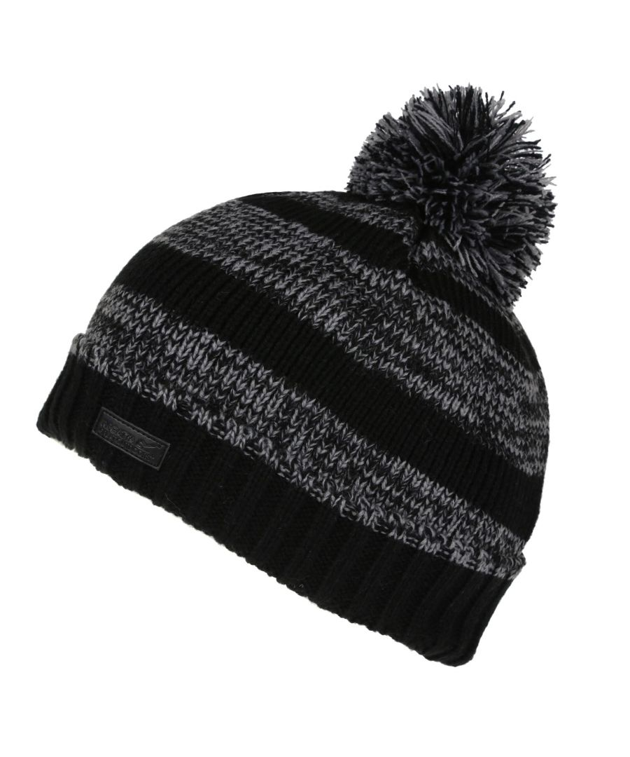Image for Regatta Mens Davion II Beanie Hat