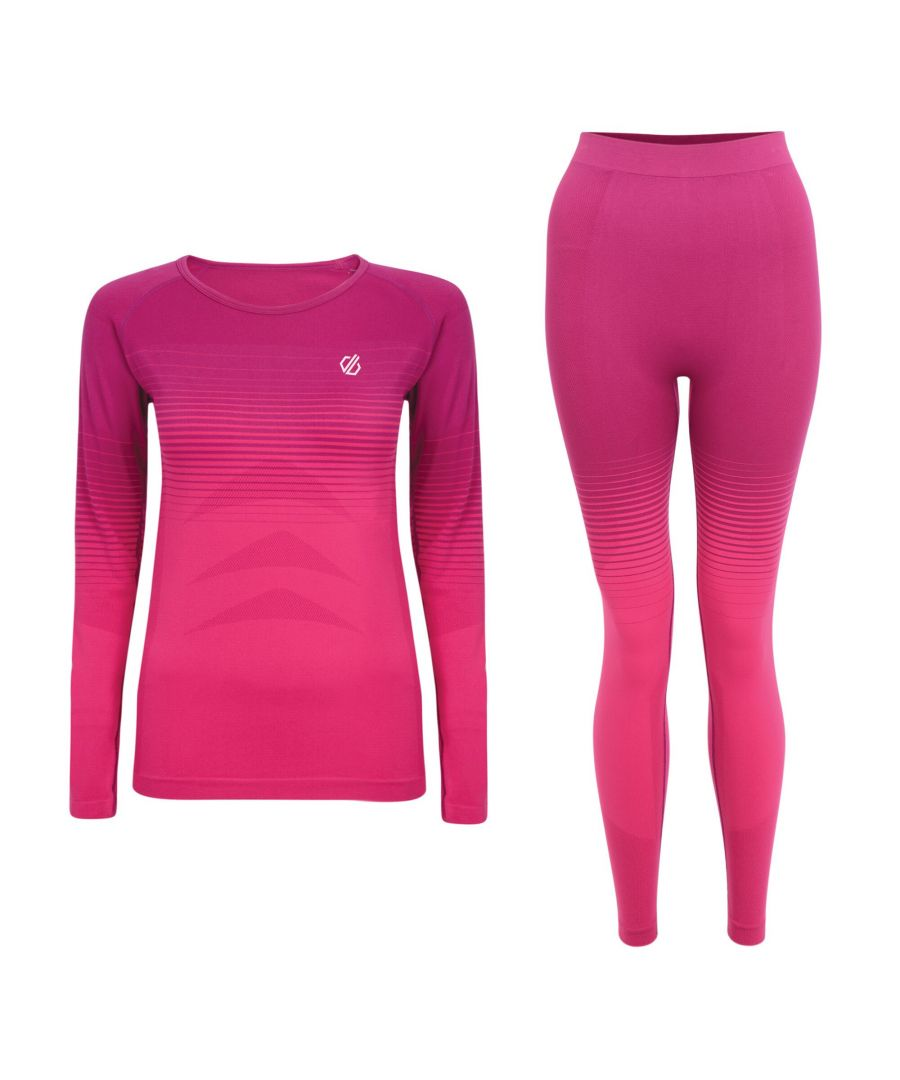 Image for Dae 2B Womens/Ladies In The Zone Base Layer Set