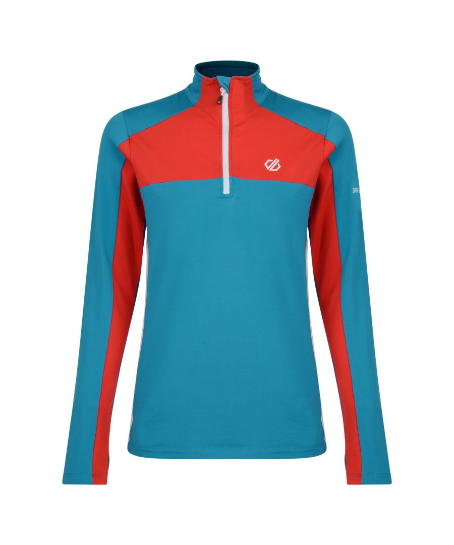 Image for Dare 2B Womens/Ladies Default Core Stretch Half Zip Mid-layer