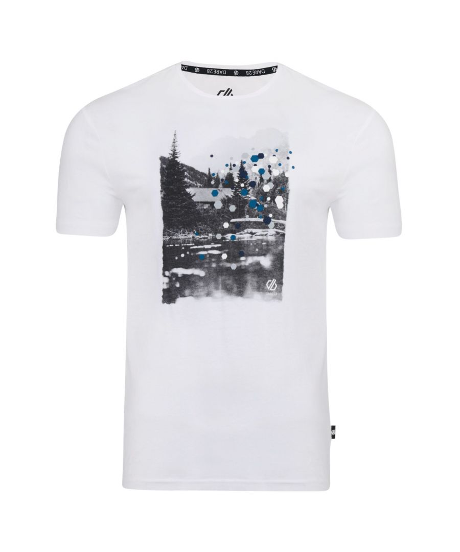 Image for Dare 2B Mens Strife Graphic Print T-Shirt