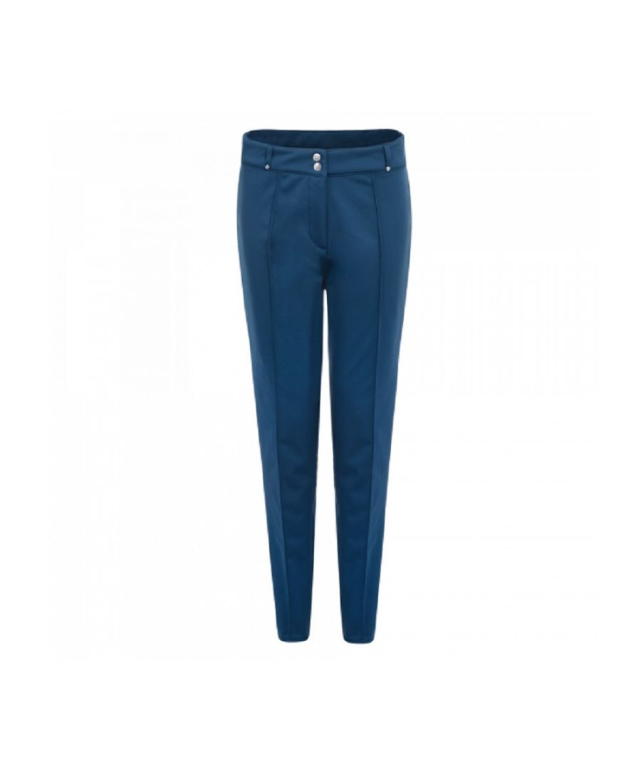 Image for Dare 2b Womens Slender Ski Trousers (Blue Wing)