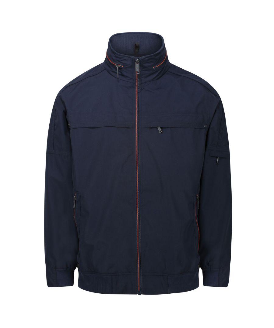 Image for Regatta Mens Montel Waterproof Jacket
